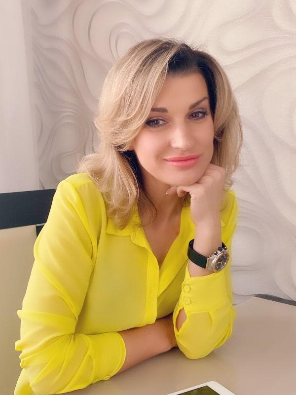 Алина Логозяк — руководитель ООО «Формула комфорта»
